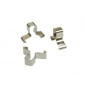 """Clips 1/4"""" voor aluminium rail Teng Tools ALU12-14-38"""
