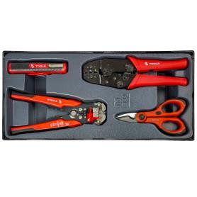 Tangenset elektrisch PP box MW-Tools MWE4P
