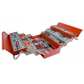 MW-Tools BTK185A Gereedschapskoffer 185dlg