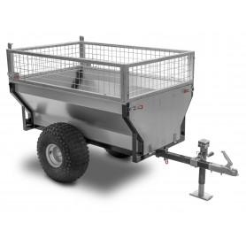 Aanhangwagen 500 kg met kiepbak MW-Tools AHR500G