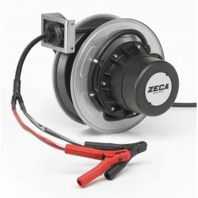 Kabelhaspel batterijladen 12 M 50 A Zeca Z1424