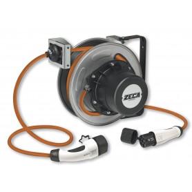 Kabel laadhapsel 16A type 2 Zeca EV6162T