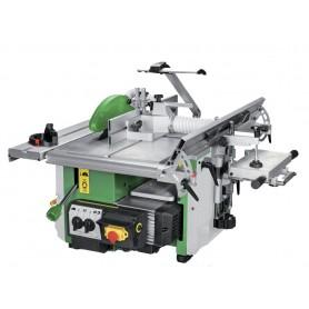 Outlet: Tweedekans nieuwstaat.: Combinatie houtbewerkingsmachine