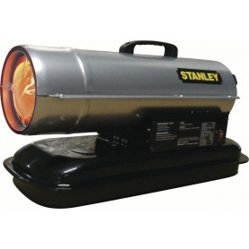 Outlet: Tweedekans nieuwstaat.: Warmeluchtblazer op diesel 102 m³