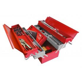 Gereedschapskoffer 85dlg Teng Tools SDAL85