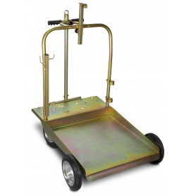 Trolley Heavy Duty vaten 200L vet/olie/Adblue MW-Tools VPOP200- TROLLEY HD