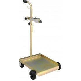 Trolley 20-60L olie/vet MW-Tools VPOP60-TROLLEY