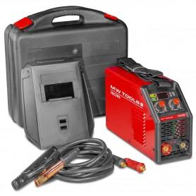 MW-Tools TEC202 Lasivnerter lasapparaat 200 A 4,0 mm