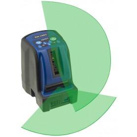 Limit L1001G Kruislijnlaser 2 lijnen met groen laserlicht