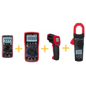 MW-Tools MWMUL Set 4 meetinstrumenten