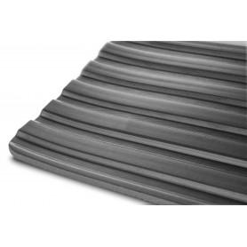MW-Tools RRBB1200 Rubber op rol 10mx1200mmx6mm breedrib zwart