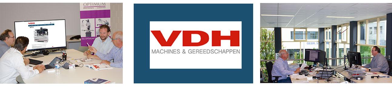 VDH machines Utrecht