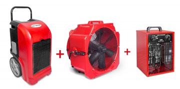pack_bouwdroger ventillator en heater